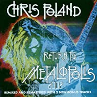 Return to Metalopolis 2002 by POLAND,CHRIS (2002)