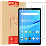 [3-Pack] PULEN for Lenovo Tab M8 Screen Protector 10.5,HD Clear Anti-Scratch No Bubble 9H Hardness Tempered Glass for Lenovo