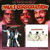 ROCKIN' SOUL 1974/ LOVE CORPORATION 1975 (2 LP'S ON 1 CD EDITION)