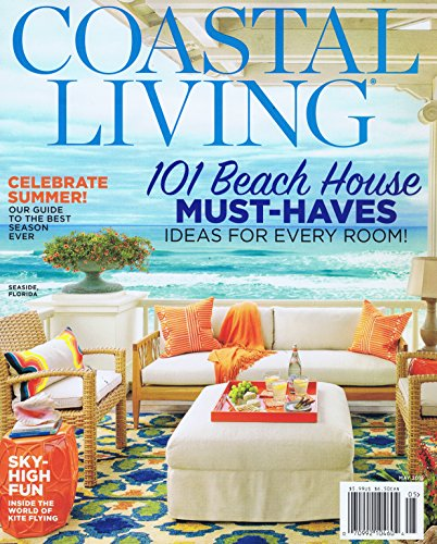 RoomClip商品情報 - Coastal Living [US] May 2015 (単号)