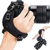 Mirrorless Camera Wrist Hand Grip Strap for Nikon Z7 Z6 D5600 D5500 D5300 D5200 D5100 D5000 D3500 D3400 D3300 D3200 D3100 Can
