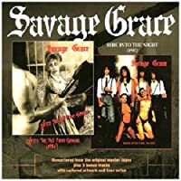 After The Fall from Grace / Ride Into The Night by Savage Grace (2010-06-08)
