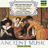Frescobaldi: Canzoni, Vol. 1
