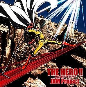 TVアニメ「ワンパンマン」OP主題歌「THE HERO!! ~怒れる拳に火をつけろ~」(アニメ盤)