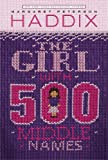 The Girl With 500 Middle Names (Ready-For-Chapters)