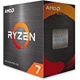 AMD Ryzen 7 5800X without cooler 3.8GHz 8コア / 16スレッド 36MB 105W【国内正規代理店品】 100-100000063WOF