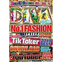 洋楽DVD 2019 Tik Tok ティック・トック Youtube 最新ベスト DIVA 2019 NO.1 FASHION AWARD - I-SQUARE 3枚組