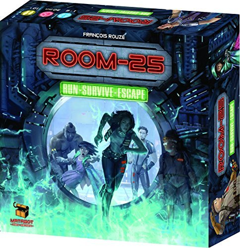 Room 25 Board Game by Asmodee [並行輸入品]