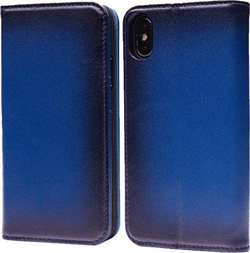 Esperanza 最高級 本革 iPhoneXS iPho...