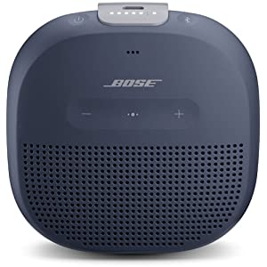 Bose SoundLink Micro Bluetooth speaker ポータブルワイヤレススピーカー ミッドナイトブルー【国内正規品】