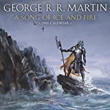 A Song of Ice and Fire 2018 Calendar: Illustrations by Eric Velhagen