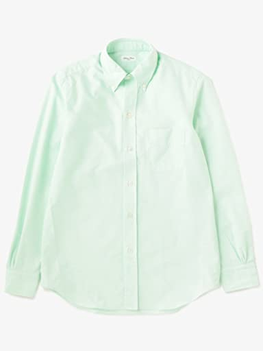 Oxford Buttondown Shirt 1111-343-0236: Lime