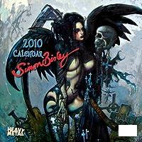 Simon Bisley 2010 Calendar