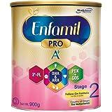 Enfamil Pro A+ Stage 2 PWD Infant Milk Formula, 6 months onwards, 900g