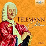 Telemann EDITION BOX 50CD