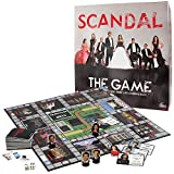 Scandal Board Game Of Intrigue Mystery Trivia- ABCs Hit Show No Looking Back by Cardinal Industries [並行輸入品]