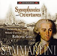 サンマルティーニ:交響曲と序曲集(ジーニ)