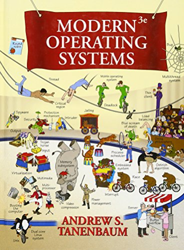 Download Modern Operating Systems 0136006639