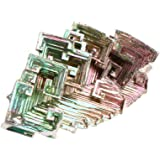 Biuuu レインボービスマスクリスタル20g / 50g金属鉱物標本