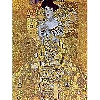 The Woman inゴールドby Klimt壁アート