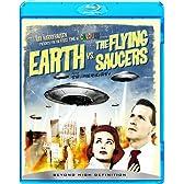 世紀の謎 空飛ぶ円盤地球を襲撃す [Blu-ray]