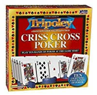 Tripoley Criss-Cross Poker by Cadaco [並行輸入品]