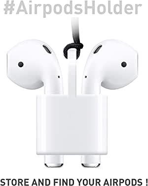 AirPods Holder de Veaデジタル:あなたのAirpodを保管して見つけてください(特許取得済み)#Airpods用のAirPodsHolder - Apple iPhone専用