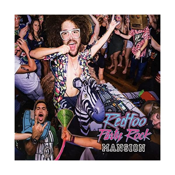 Party Rock Mansionの商品画像