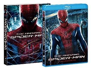 アメイジング・スパイダーマンTM ブルーレイ&DVD セット [Blu-ray