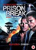 PRISON BREAK season 1 - 4 with FINAL BREAK / プリズン ブレイク シーズン 1 - 4 with ファイナル ブレイク [DVD] [Import]