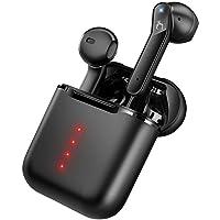 【2020年Bluetooth5.1 革新的な瞬時接続】 Bluetooth イヤホン Hi-Fi 完全 ワイヤレス イ…