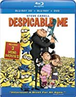 Despicable Me [Blu-ray] [Import]