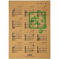UMCオリジナルコルクカレンダー2018