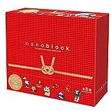 ナノブロック ミニ縁起物 NB-036S BOX商品 1BOX = 8個入り、全8種類