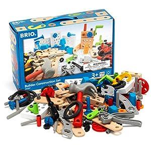 BRIO ビルダー コンストラクションセット 34587