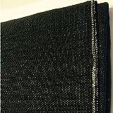 優れた耐火性・耐熱 ,断熱性を保持高温処理した炭化繊維防炎シート 薪ストーブやお仏壇など火の元の心配な場所に(1m×1m)