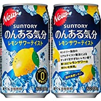 サントリー のんある気分 レモンサワーテイスト [ ノンアルコール 350ml×24本 ]