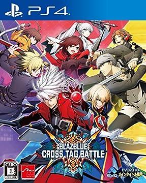 【PS4】BLAZBLUE CROSS TAG BATTLE