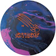900 Global Honey Badger Extreme Solid Bowling Ball- Purple/Black/Blue 15lbs