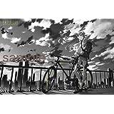 1000ピース ジグソーパズル エヴァンゲリオン RADIO EVA Illustration 01 丘の上のアスカ (50x75cm)