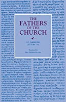 Saint Ambrose Letters, 1-91 (The Fathers of the Church, Vol 26)