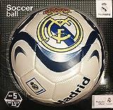アイコンReal Madrid FCシルバー# 5ボール