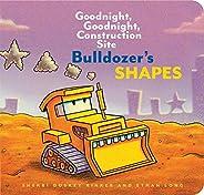 Bulldozer's Shapes: Goodnight, Goodnight, Construction Site: Goodnight, Goodnight, Construction Site (Kids Con