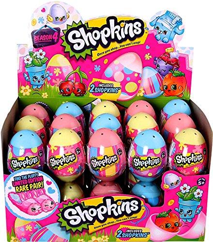 Shopkinsシリーズ4–Surprise Egg : 30のケース卵