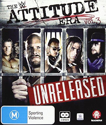 Wwe: Attitude Era Volume 3 - Unreleased [Blu-ray] [Import]