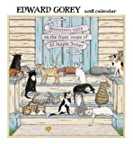 Edward Gorey 2018 Calendar