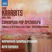 Karabits: Concertos for Orchestra, Nos 1-3 (2013-03-26)