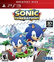 Sonic Generations - PlayStation 3 [並行輸入品]
