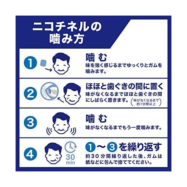 【指定第2類医薬品】ニコチネル ミント 20個...の紹介画像6