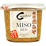 Carwari Organic Red Miso Paste 500 g